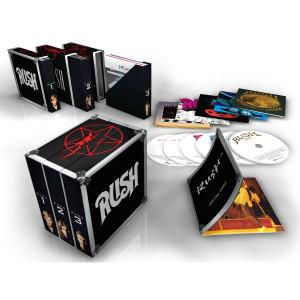 Rush: Sector 1 Box Set