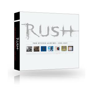 Rush The Studio Albums 1989-2007 Box Set