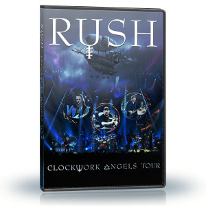 Blu-ray- Clockwork Angels Tour