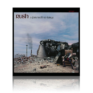 Blu-ray- Rush A Farewell To Kings