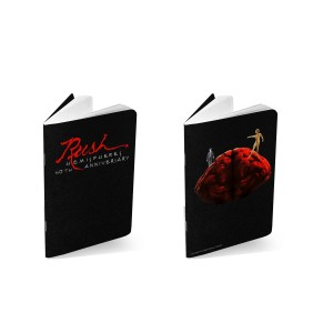 Hemispheres Notebook