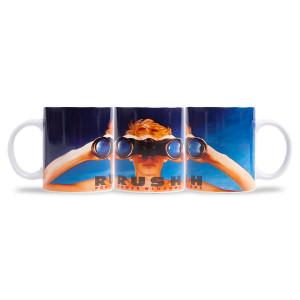 Rush Power Windows Coffee Mug