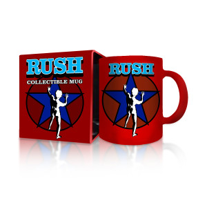 Rush Starman Coffee Mug