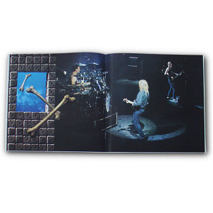 Roll The Bones Tourbook