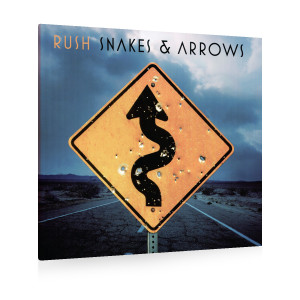 Snakes & Arrows Tourbook - 2008 Edition