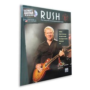 RUSH Ultimate PlayAlong Guitar