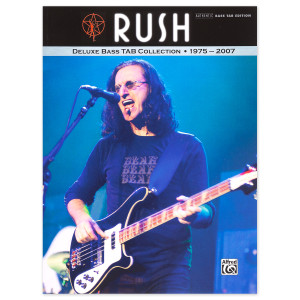 RUSH Deluxe Bass Tab Collection