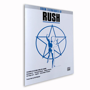 Drum Techniques Of RUSH