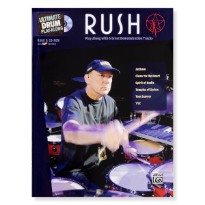 RUSH Ultimate Play-Along Drums