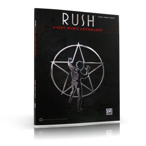 Rush Sheet Music Anthology