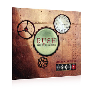 Rush Time Machine 2011 Tourbook