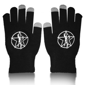 Rush Touchscreen Winter Gloves