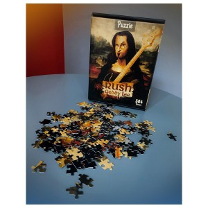 Geddy Lee Jigsaw puzzle