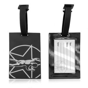 Starman Luggage Tags