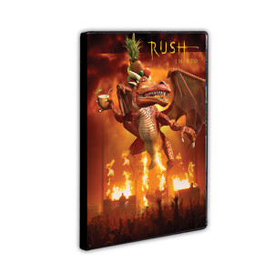 Rush In Rio Dvd, Deluxe 2 Disc