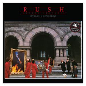 Rush 2021 Calendar