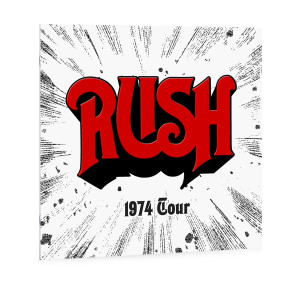 Rush Tourbook