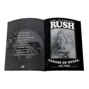 Caress of Steel Tourbook