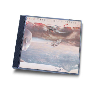 CD - Grace Under Pressure