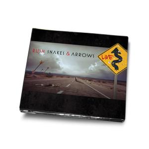 CD - Rush - Snakes & Arrows Live