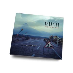 CD - Rush Working Men