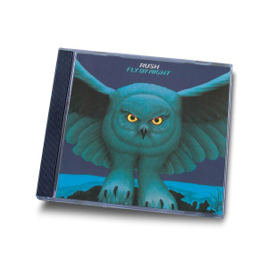 CD - Fly By Night