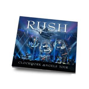 CD - Clockwork Angels Tour 3 Disc Set