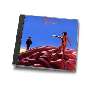 Rush - Hemispheres Remastered CD