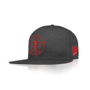 Rush Starman Flat Brim Hat
