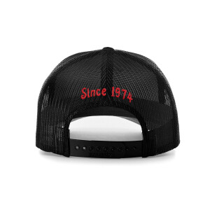 Rush Original Embroidered Patch Hat