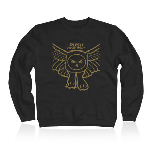 Rush FBN Crewneck Sweat