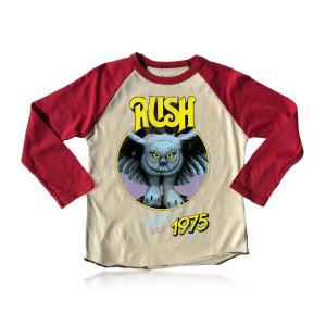 Rush Fly By Toddler Raglan