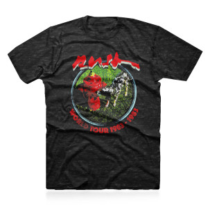 Rush Signals World Tour Tee