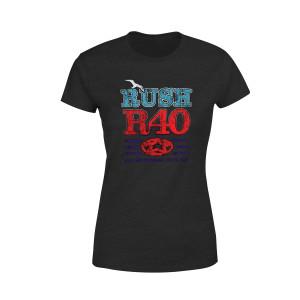 R40 Tri-Black Ladies T-Shirt