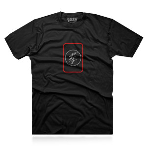 Neil Peart R40 Stage Tee - GUP