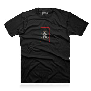 Neil Peart R40 Stage Tee - T4E