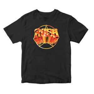 Rush Kids Pop-Out Logo Tee