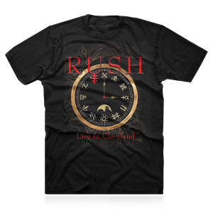 Time Machine - Live in Cleveland Tee