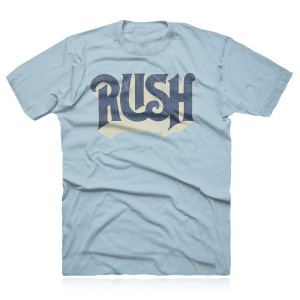 Rush Flatten The Curve Tee