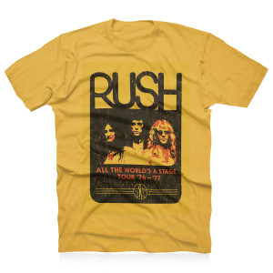 Gold World Tour Tee