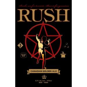Rush Golden Ale Tee