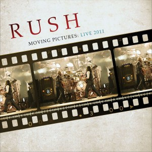 Vinyl- Rush Moving Pictures: Live 2011