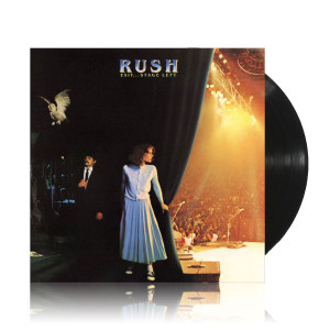 Vinyl - Rush Exit Stage Left