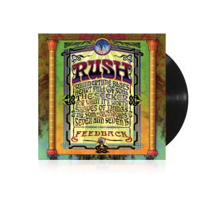Vinyl - Rush Feedback