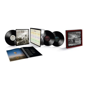 Permanent Waves 40th Anniversary 3LP Deluxe Set