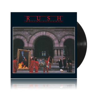 Vinyl- Rush Moving Pictures