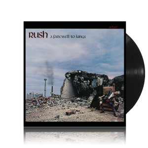 Vinyl - Rush A Farewell to Kings