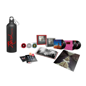 Super Deluxe and Hemispheres Water Bottle