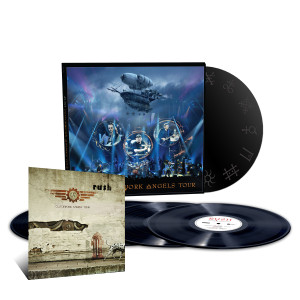 RUSH: Clockwork Angels Tour - 5LP Vinyl Set