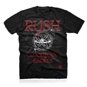 RUSH: Clockwork Angels Tour - 5LP Vinyl Set + T-Shirt